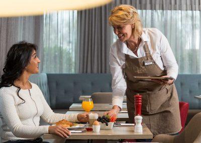 Mercure Amsterdam West Breakfast Service